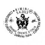 Annulli filatelici AIFM-GOI – 2013