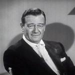 Attore cinematografico americano, famoso per la sua voce, la camminata e la prestanza fisica, così divenne l'icona della forza Americana. Nel 1999, l'Istituto Cinematografico elesse Wayne la tredicesima stella del cinema di tutti i tempi. Appartenne alla Loggia Mc Daniel n.56 - Tucson, Arizona.
