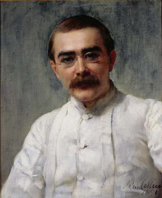 Massoni celebri. Ottantacinque  anni fa passava all'Oriente Eterno il grande Kipling