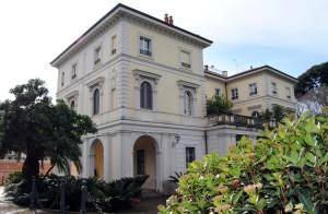 Il Vascello, sede del Grande Oriente d'Italia
