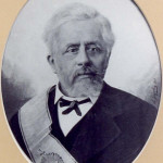 Giuseppe Mazzoni, 07-09-1870/27-01-1871 reggente • 27-01-1871/11-05-1880 deceduto