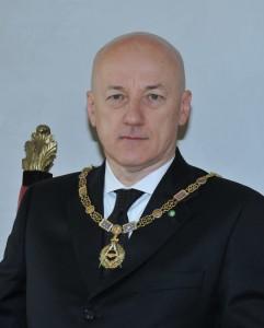 Il Gran Maestro Stefano Bisi