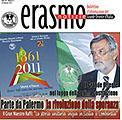 """Roma 4 marzo 2011 – E' on-line l'ultimo numero di """"Erasmo Notizie"""". Il bollettino d'informazione del Grande Oriente d'Italia."""