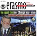 """Roma 19 aprile 2011 – E' on-line l'ultimo numero di """"Erasmo Notizie"""". Il bollettino d'informazione del Grande Oriente d'Italia."""