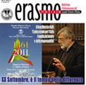 """Roma 9 settembre 2011 – E' on-line l'ultimo numero di """"Erasmo Notizie"""". Il bollettino d'informazione del Grande Oriente d'Italia"""