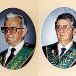 Comitato di Reggenza, 05-05-1993/18-12-1993, Gran Maestri Aggiunti Eraldo Ghinoi (reggente) ed Ettore Loizzo