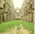 San Galgano 18 giugno 2010 – Solstizio d'estate in abbazia. Tradizionale incontro del Collegio toscano.