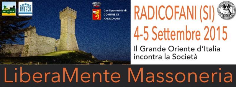 Banner Liberamente massoneria 1