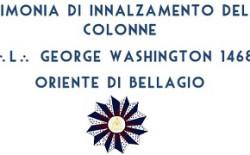 Dedicata a George Washington nuova loggia nel comasco