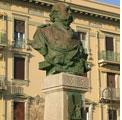 Livorno 14 ottobre 2009 – In ricordo del fratello Benedetto Brin. Il fondatore dell'Accademia Navale livornese celebrato dalle logge della città.