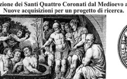 La rappresentazione dei Santi Quattro Coronati dal Medioevo all'Età Moderna. Conferenza su nuove ipotesi di ricerca