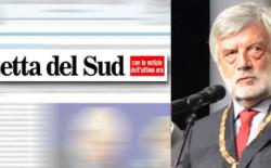 Lettera aperta alla Gazzetta del Sud. Il Gran Maestro Gustavo Raffi risponde al sindaco di Messina