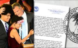 New York: De Blasio italiano e progressista, con lui sindaco la città inizia  un nuovo corso