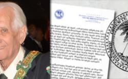 Addio al Gran Maestro onorario Pietro Spavieri. Il ricordo commosso del Grande Oratore