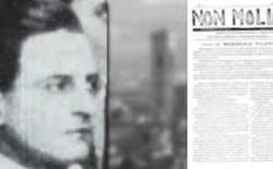 """Il 3 ottobre a Firenze la loggia """"Avvenire"""" ricorda Becciolini, massone ucciso dai fascisti"""