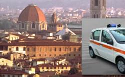 Volontariato Massonico. Le Logge fiorentine donano un automezzo all'Associazione Nazionale Tumori