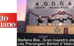 (Il Fatto Quotidiano) Rimini, massoneria a convegno. Il gran maestro Bisi cita Vasco e Pierangelo Bertoli