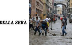 """Genova in ginocchio. """"Il grande esempio di tanti ragazzi"""""""