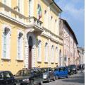 Perugia 19 e 21 dicembre 2009 – Nel capoluogo umbro s'inaugura la nuova Casa Massonica. Partecipa il Gran Maestro Gustavo Raffi.