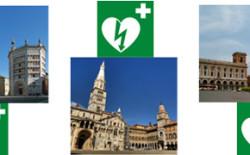 Dalla parte giusta. Emilia Romagna. Acacia dona defibrillatori