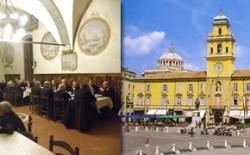 Tornata straordinaria della Loggia 'Ugo Lenzi' n. 542 all'Oriente di Parma per il 60° anniversario della Fondazione
