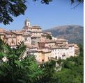 Preci 27 settembre 2009 – I Monti Sibillini e le loro valli – luoghi dell'anima. Convegno del Centro Studi Sociali di Macerata e del Circolo di Corrispondenza della Quatuor Coronati di Perugia.