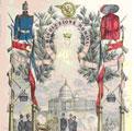 Malcesine (VR) Dal 1 agosto fino al 15 ottobre 2009 – Mostra documentaria la rivoluzione della Repubblica romana tra celebrazione e satira 1849-2009.