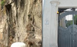 Completati i lavori di restyling di Villa 'Il Vascello'