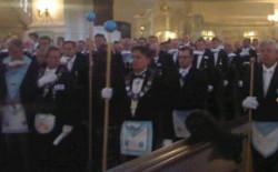 Il Gran Maestro Raffi alla Convention 2012 delle Gran Logge riunite della Germania