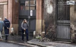 Breccia di Porta Pia. Simbolo dell'Unità d'Italia colpito dal maltempo