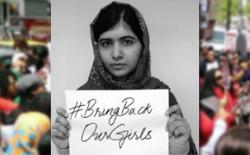 Il Grande Oriente aderisce alla campagna lanciata da Malala per liberare le ragazze rapite in Nigeria