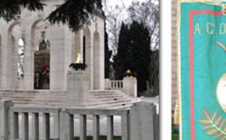 Cerimonia sul Gianicolo per i 165 anni della Repubblica Roma