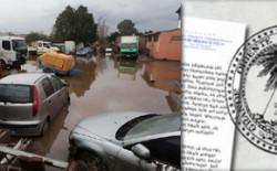 Emergenza Sardegna, aperto conto corrente per aiuti ai Fratelli