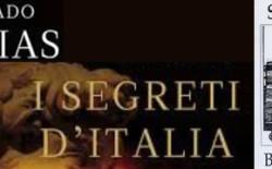 Rinviata a data da destinarsi la presentazione del libro di Corrado Augias 'I Segreti d'Italia'