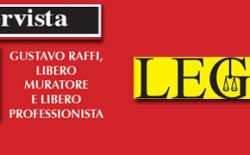 Conversazione con il Gran Maestro del Grande Oriente d'Italia. Gustavo Raffi, libero muratore e libero professionista