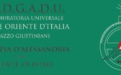 La loggia Ipazia di Roma festeggia mezzo secolo d'appartenenza del Fr. Alberto Canfarini con la pubblicazione di alcuni sui pregevoli lavori