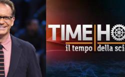 A 'Time House, il tempo della scienza' Alessandro Cecchi Paone intervista lord Malcom Sinclair
