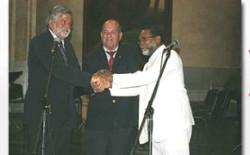 Il Gran Maestro Gustavo Raffi membro onorario del Supremo Consiglio di Cuba