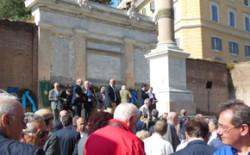 XX Settembre 1870. A Porta Pia e al Gianicolo, tradizionali celebrazioni del Grande Oriente