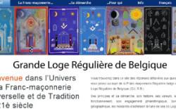 Nuovo sito on line per la Gran Loggia Regolare del Belgio