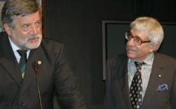 Addio a Gigi Magni, poeta di Roma. Nel 2005 il Gran Maestro Raffi aveva conferito la 'Galileo Galilei' al regista che ha raccontato lo spirito di un popolo