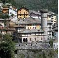 "Rosazza 5 Settembre 2009 – ""Percorsi Biellesi : I Simboli Sacri, le Suggestioni Profane""."