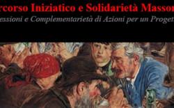 Percorso iniziatico e solidarietà massonica