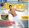 """2 febbraio 2010 – Sul mensile Airone l'articolo """"Massoneria italiana: come si entra in loggia""""."""