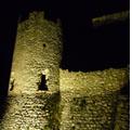 """Rocca Calascio 30-31 luglio e 1 agosto 2010 – Medioevo alla Rocca. L'associazione """"Luce per la Rinascita"""" ha raggiunto il primo obiettivo a sostegno dell'Abruzzo terremotato."""