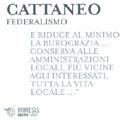 23 luglio 2011 – Federalismo.