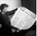 Bologna 6 dicembre 2008 – Diritti umani e Costituzione italiana. Convegno del Collegio circoscrizionale dell'Emilia Romagna per sessantennale Dichiarazione Diritti Umani e nostra Carta costituzionale. Partecipa il Gran Maestro Raffi.