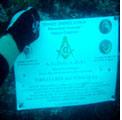 Roma 3 agosto 2011 – La prima tornata al mondo dell'unica Massoneria sommersa.