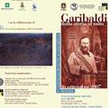 Como 16 settembre 2007 – Garibaldi, dalla storia al mito. A settembre celebrazioni del Collegio lombardo e del Museo garibaldino.