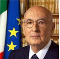 """Rimini 4 aprile 2008 – Massoneria: aperta Gran Loggia 2008; a Presidente Napolitano: """"assolute fedeltà a Costituzione e lealtà verso Istituzioni democratiche""""."""